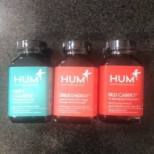 New and sealed hum nutrition pills